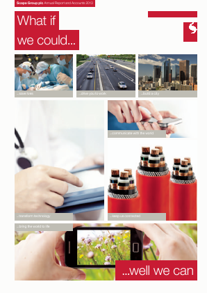 Scapa Group Plc annual report 2013