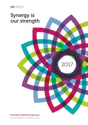 Scientific Digital Imaging Plc annual report 2017