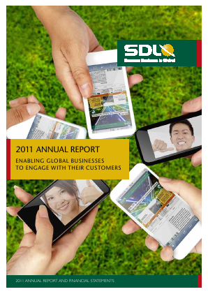 SDL annual report 2011