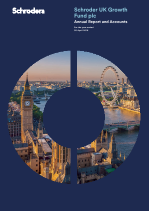 Schroder UK Growth Fund annual report 2018