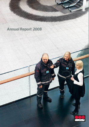Securitas annual report 2008
