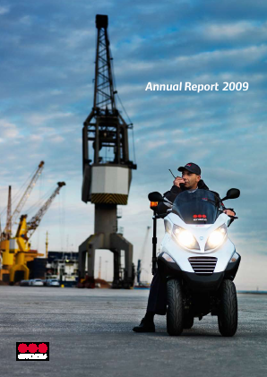 Securitas annual report 2009