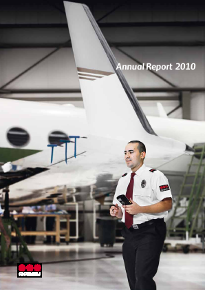 Securitas annual report 2010