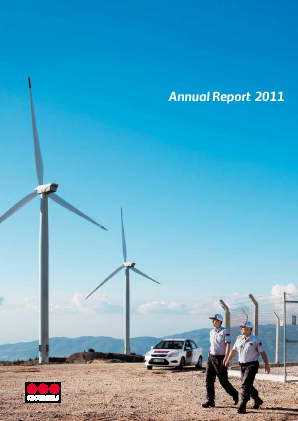 Securitas annual report 2011