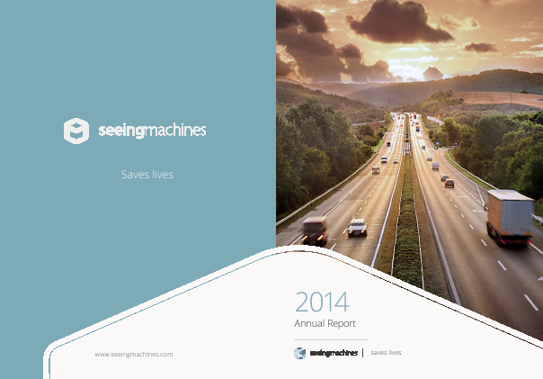 Seeing Machines annual report 2014