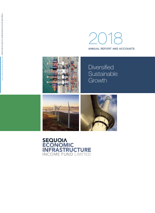 Sequoia Economic Infrastructure Income Fund annual report 2018