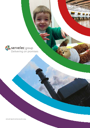 Servelec Group Plc annual report 2015