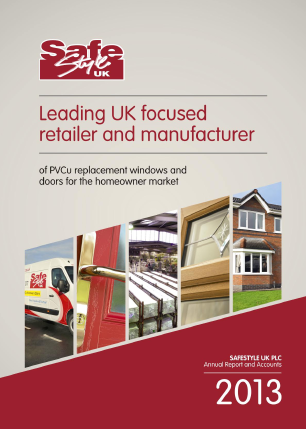 Safestyle UK Plc annual report 2013
