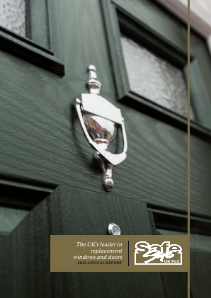 Safestyle UK Plc annual report 2015