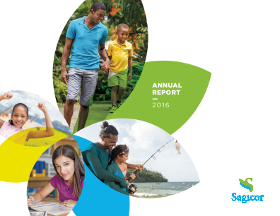 Sagicor Financial Corp annual report 2016