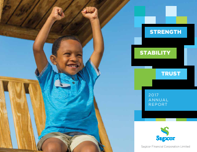 Sagicor Financial Corp annual report 2017