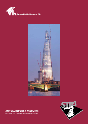 Severfield Plc annual report 2011