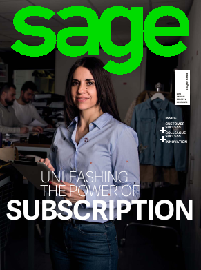Sage Group annual report 2018