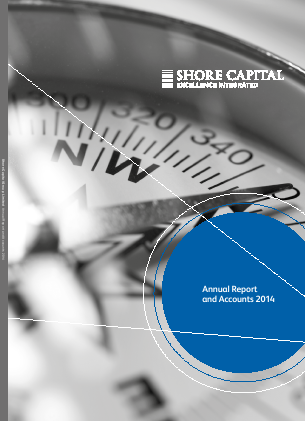 Shore Capital Group annual report 2014