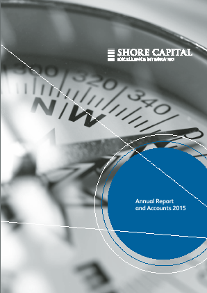 Shore Capital Group annual report 2015