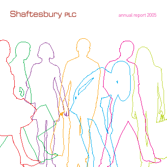 Shaftesbury Plc annual report 2005