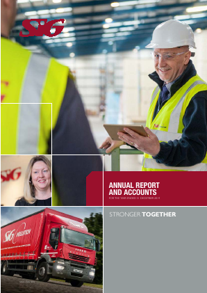 SIG annual report 2014
