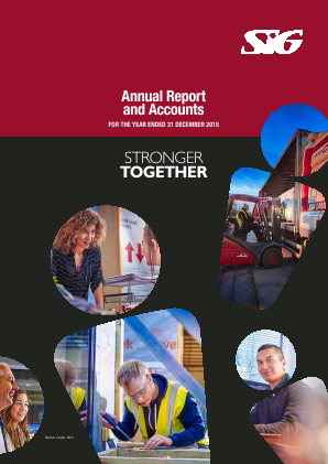 SIG annual report 2015