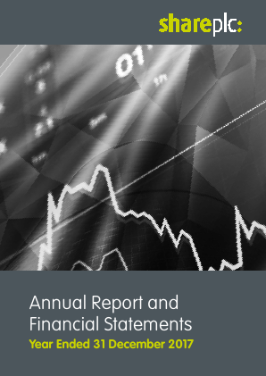Share Plc annual report 2017