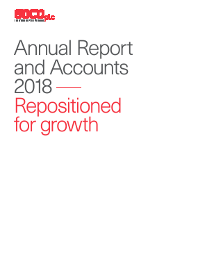 Soco International annual report 2018