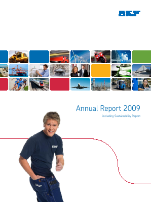 SKF annual report 2009