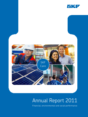 SKF annual report 2011