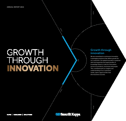 Smurfit Kappa Group Plc annual report 2015