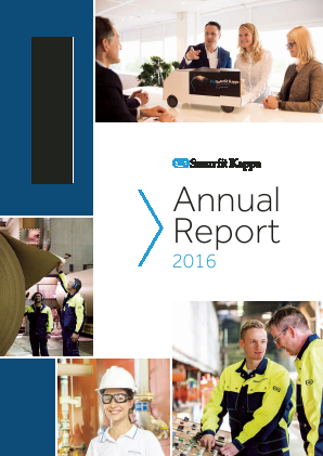 Smurfit Kappa Group Plc annual report 2016