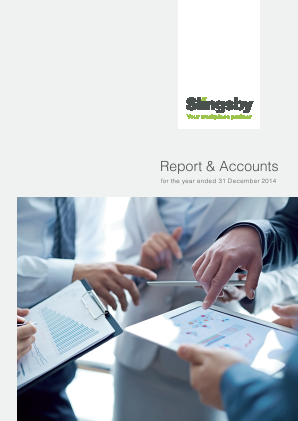 Slingsby(H.C.) annual report 2014