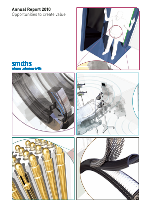 Smiths Group annual report 2010