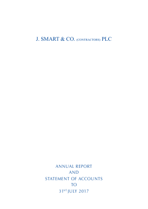 Smart(J) & Co annual report 2017