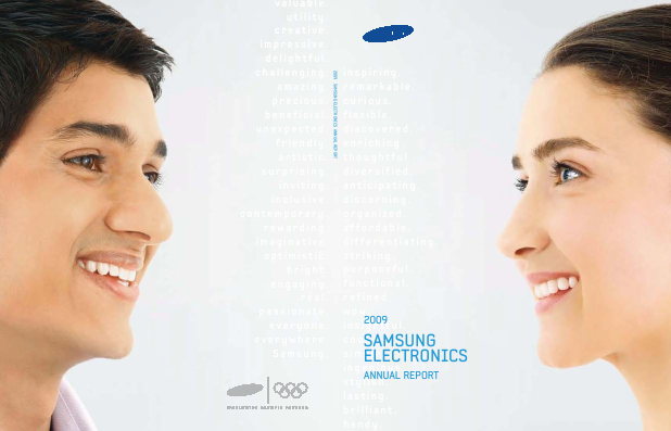 Samsung Electronics Co annual report 2009