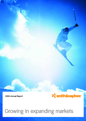 Smith & Nephew annual report 2004