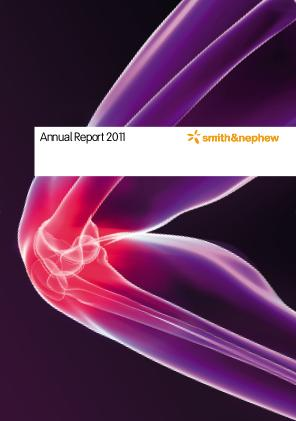 Smith & Nephew annual report 2011