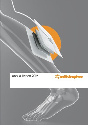 Smith & Nephew annual report 2012