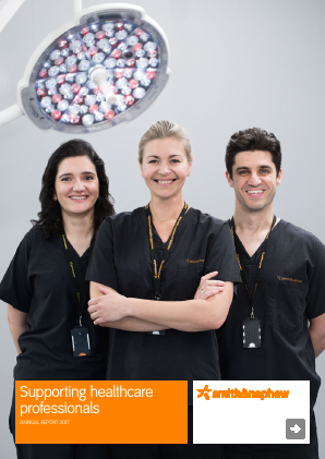 Smith & Nephew annual report 2017