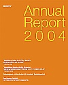 Sony annual report 2004