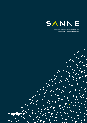 Sanne Group Plc annual report 2016