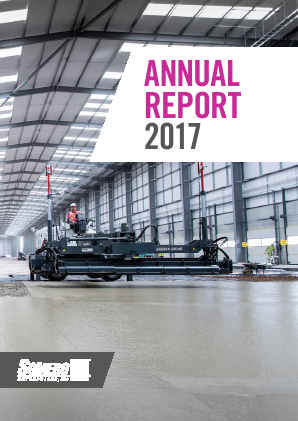 Somero Enterprise Inc annual report 2017