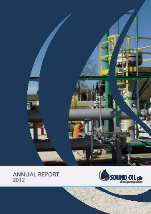 Sound Energy Plc annual report 2012