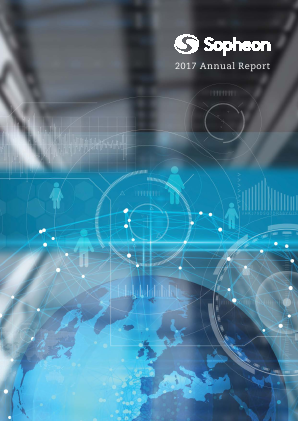 Sopheon annual report 2017