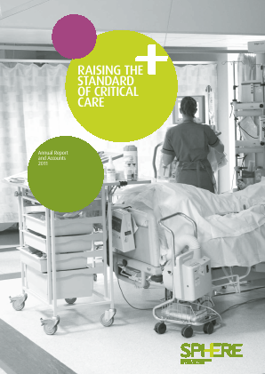 Sphere Medical Hldg Plc annual report 2011