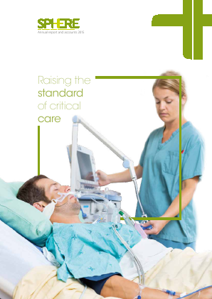 Sphere Medical Hldg Plc annual report 2015