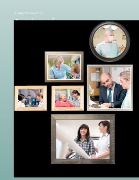 Spire Healthcare Group Plc annual report 2013