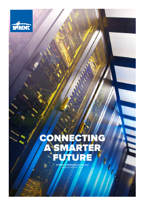 Spirent Communications annual report 2015