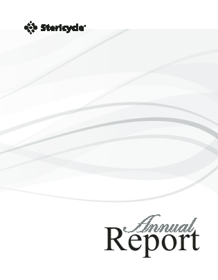 Stericycle, Inc. annual report 2014