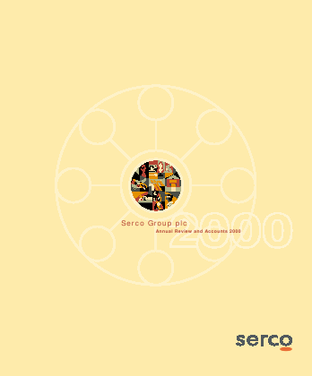 Serco Group annual report 2000