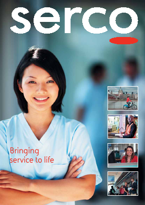 Serco Group annual report 2010