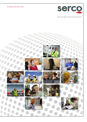 Serco Group annual report 2011