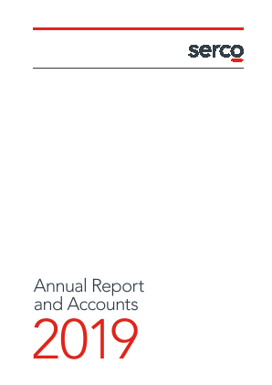 Serco Group annual report 2019